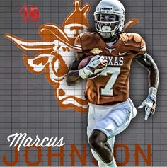 Marcus Johnson - Longhorns