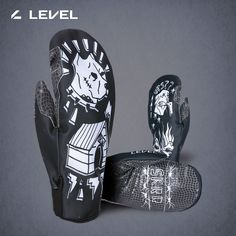 @easytigerz's pro model • Lookin prime 😌 #levelgloves #100badass Snowboard, Badass, Darth Vader, Model, Character, Scale Model, Models, Template