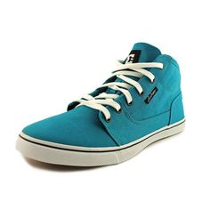 Dc Shoes Bristol Mid Canvas Women Round Toe Canvas Sneakers