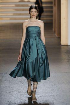 Défilé Tibi, prêt-à-porter printemps-été 2015, New York. #NYFW #Fashionweek #runway