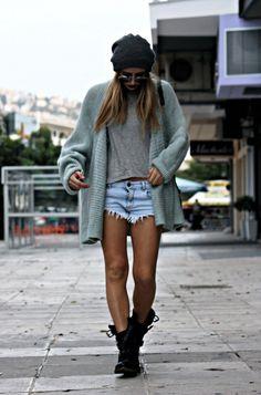 #   Jeans Shorts #2dayslook #JeansShorts #anoukblokker  www.2dayslook.com