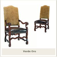 Dining Chairs Spanish Colonial Hacienda Style Dining Chairs Tuscan Style Dining Chairs