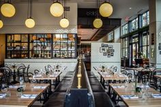 The 10 Most Beautifully Designed Restaurants in the USA