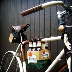 Bicycle Beer Holder!  Haha!  This one too!!