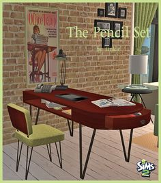 SIMS2: The Pencil Set - Downloads - BPS Community