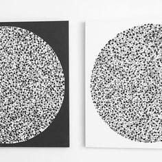 Black & white #hechoamano #handmade #design #loft #picture #cuadro #black&white #black #white #decoración #home #interior #minimalist #cotton #barcelona #love #decoration #follow #minimalism #minimalist #instacrochet #algodon #custom #shopping #custom #instagood #instacrochet #etsy #etsyshop #etsyseller #dawanda #bloombees http://bit.ly/1TmJs2H http://etsy.me/21hnNbs http://bit.ly/1TmJqb6 http://on.fb.me/21hnNbv by geometrik_design