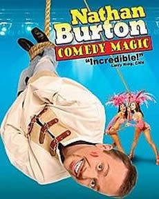 The Nathan Burton Comedy Magic show at The Flamingo is a delightful afternoon entertainment option in Las Vegas.