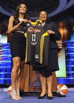 Skylar Diggins No. 3 pick of WNBA Draft