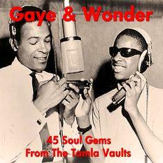 Stevie Wonder & Marvin Gaye - 45 Soul Gems from the Tamla Vaults (AudioS...