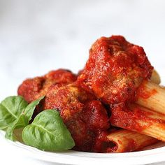 With a Grateful Prayer and a Thankful Heart: Meatballs
