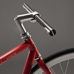 Wooden Handlebars by F