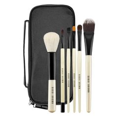 Rank & Style - Bobbi Brown The Basic Brush Collection #rankandstyle