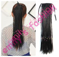 ... queue de cheval,High Quality extension hair,China hair jewelery
