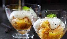 Tiramisu forbinder du måske ikke lige med appelsin, men det er faktisk en rigtig lækker dessert. I opskriften finder du også de klassiske ingredienser som mascarpone og ladyfingers. God fornøjelse!