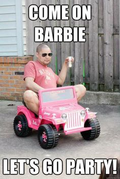 Come on Barbie, Let's go party