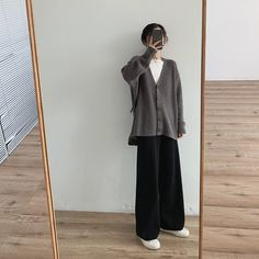 Modest Outfits, Cute Casual Outfits, Modest Fashion, Girl Outfits, Fashion Outfits, Muslim Fashion, Simple Outfits, Korean Girl Fashion, Asian Fashion