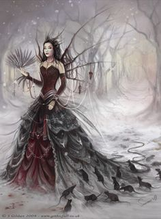 Gothic Dark Art Suzanne Gildert, aka quantumsuz is a UK based artist who combines traditional drawing and painting methods with modern digital art techniques, creating awesome gallery of fantasy, gothic and dark art. Browse some whimsical illustrations, vexel illustrations, illustration by neville dsouza comic illustration, fashion illustration, black and white illustration, illustrations by daryl feril or stupefy illustrations.