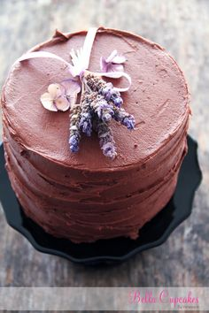 Sweetapolita Chocolate Vegan Frosting: