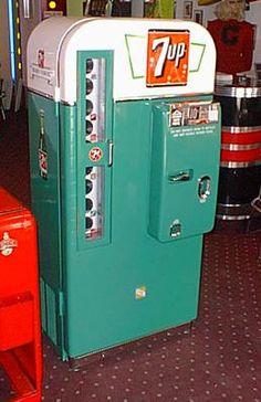 vintage pepsi machine for sale