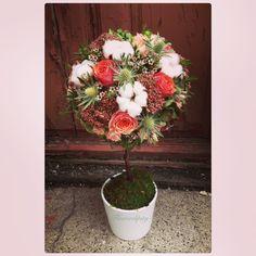 Autumn flowers tree #flowerdipity #corporate #delivery #flowers #tree #orange #green #white #pot White Pot, Autumn Flowers, Fruit Arrangements, Flowering Trees, Delivery, Orange, Green, Plants, Fall Flowers