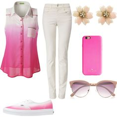 Untitled #6 by sometimelastnightr5 on Polyvore featuring polyvore fashion style Armani Jeans Vans Kate Spade River Island