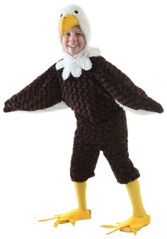 Child Eagle Costume Medium     Learn more reviews of the product by going to 295ba345015