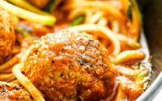 15 Simple and Saucy Spaghetti and Meatless Meatball Recipes! – One Green PlanetOne Green Planet 15 Simple and Saucy Spaghetti and Meatless Meatball Recipes! – One Green PlanetOne Green Planet Vegan Sausage Recipe, Meatball Recipes, Sausage Recipes, Sweet Meatballs, Meatless Meatballs, Sausage Meatballs, Whole Food Recipes, Vegan Recipes, Cauliflowers