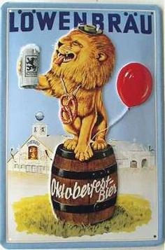 Lowenbrau Beer ad