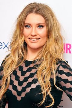 Ella Henderson (January British singer and songwriter. Ella Anderson, Celebrity Singers, Hollywood Life, Height And Weight, Love Makeup, About Hair, Famous Faces, These Girls, Hair Dos