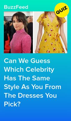 Can We Guess Which Celebrity Has The Same Style As You From The Dresses You Pick? Source by cgreijling outfits