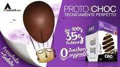 #protochoc The sugar free #highprotein (35g per 100g)  chocolate is ready! Buy now your special #Easter egg: the surprise is its pleasant taste! Technically perfect #dietzone #diet #weightloss #weightcontrol #weighmanagement #diabeticfood #diabeticfriendly #highproteindiet #lowcarb  #foodforfitness #foodforsport #healthyliving #healthyfoods #dietmanagement #highbloodsugar #fitnessfood #fitforyou by ciaocarb
