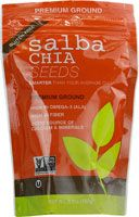 Salba Smart Premium Ground Salba® Chia Seeds