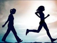 Correr o caminar ¿ Qué es mejor? - YouTube