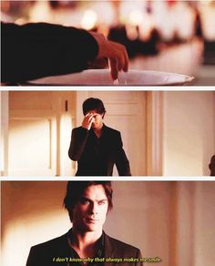 The Vampire Diaries - Damon.