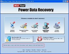 MiniTool Power Data Recovery can help you unerase files in different storage devices without data loss.