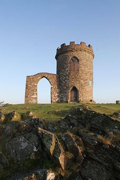 -Where Lady Jane Grey grew up- Old John, Bradgate Park, Leicestershire. Photo by Mark Corby