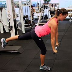3 Moves For the Cable Pulley Machine