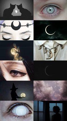 Lunar Witch ☽☯☾magickbohemian