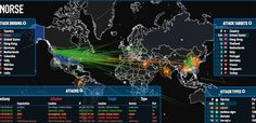 Watch the Global Cyber War Live Right Here - Defense One