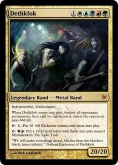 funny magic cards | magic the gathering card graphics and comments
