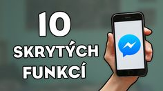 10 SKRYTÝCH FUNKCÍ V MESSENGERU! Telefon Apple, Pc Mouse, Budget Planer, Best Windows, Computer Security, Iphone, Snapchat, Internet, Social Media