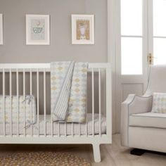 Harlequin Dawn Cotbed Bed set by Olli Ella, from Nubie The Modern Kids Boutique | Nubie - Modern Baby Boutique