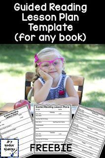 Teaching guided reading for primary grades can be a challenge, but not with the tips and freebies included at this blog post! See the tips, tricks, ideas, and FREE downloads you can get to use with your Kindergarten, 1st, and 2nd grade students - all shared by a veteran teacher! Great ideas for your elementary classroom OR homeschool are included here. Whether you do guided reading as part of your literacy block or as separate centers, you can make these ideas work for you!{Lesson plan…