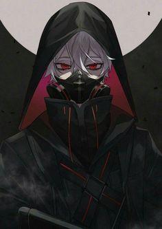 Anime Demon Boy, Evil Anime, Anime Devil, Dark Anime Guys, Cool Anime Guys, Hot Anime Boy, Handsome Anime Guys, Anime Oc, Anime Kawaii
