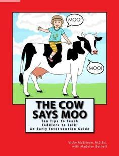 Cow typewriter childrens book