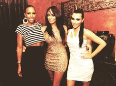 Kelly, Lala & Kim
