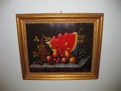 Painted Fruit by John Dunn