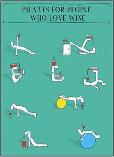 Momento de relajación, pilates