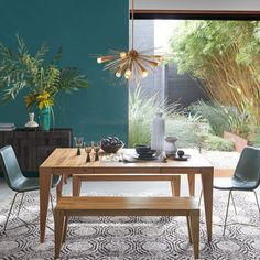 West Elm Dining Room Table can be a great answer to improve your dining room. For that our team have pick 11 Best West Elm Products for your references. West Elm, Home Luxury, Reclaimed Wood Dining Table, Expandable Dining Table, Bench Set, Mid Century Dining, Decoration Table, A Table, Dining Chairs