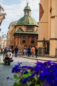 Lviv City Guide by In Your Pocket. Lvov Guide featuring bars, restaurants, sights and hotels Water Well Hand Pump, Ukraine, Places To Travel, Places To Visit, Renaissance Architecture, Heart Of Europe, Old Street, Worldwide Travel, Most Beautiful Cities
